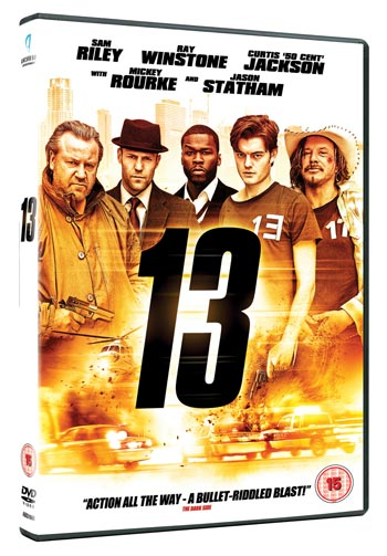 Number 13 movie russian roulette hell on wheels time slot