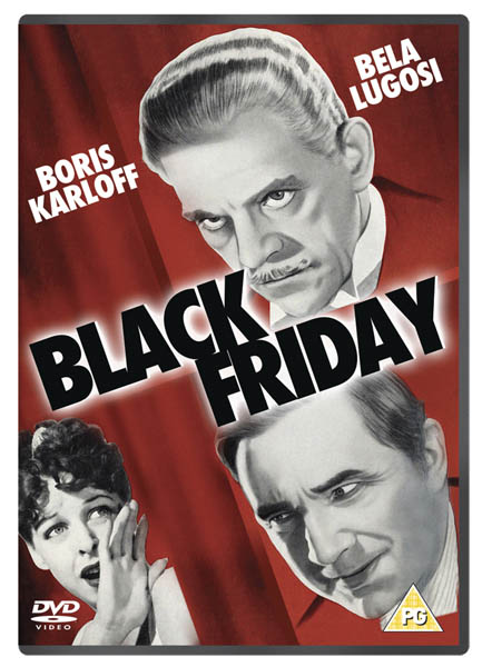 Film Review Black Friday 1940 Pissed Off Geek
