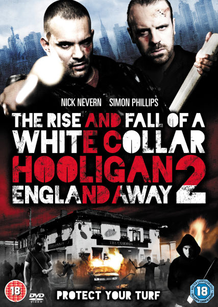 film review white collar hooligan 2 england away pissed off geek. Black Bedroom Furniture Sets. Home Design Ideas