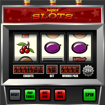 How does slot machines work san manuel bingo and indian casino