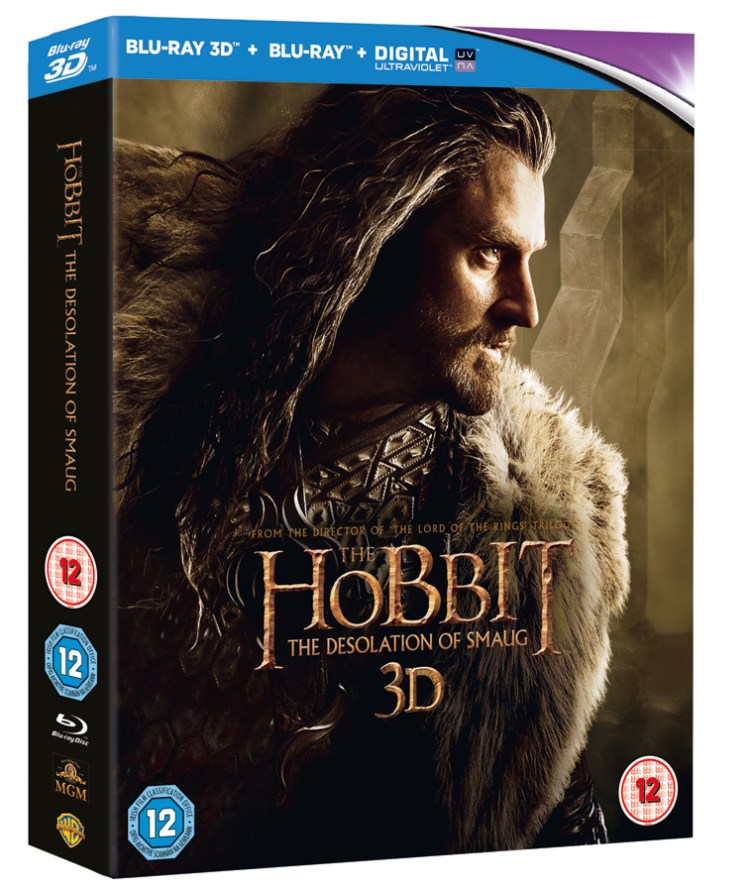 April Release Details for The Hobbit: The Desolation of ...