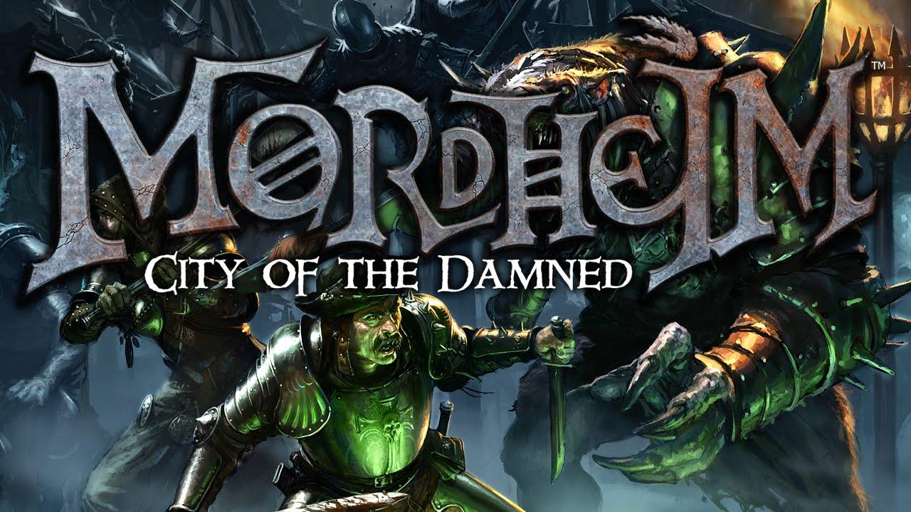 Resultado de imagem para Mordheim: City of the Damned