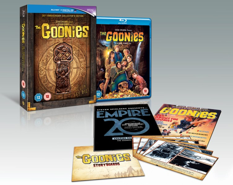 The Goonies: 30th Anniversary Collector's Edition' Review (Blu-ray