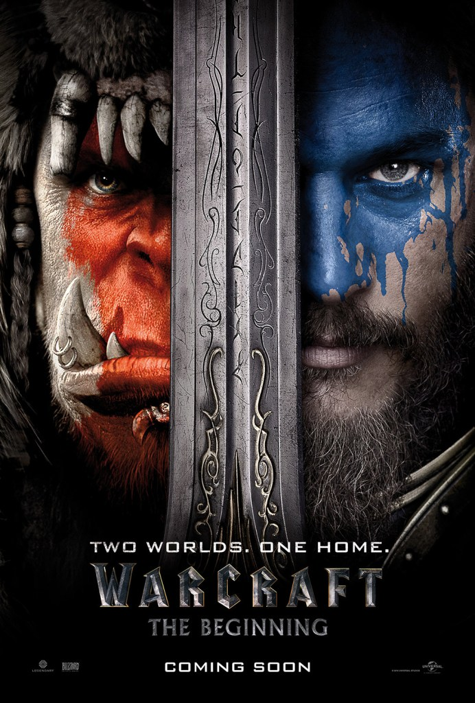 poster revealed for warcraft the beginning trailer launch date