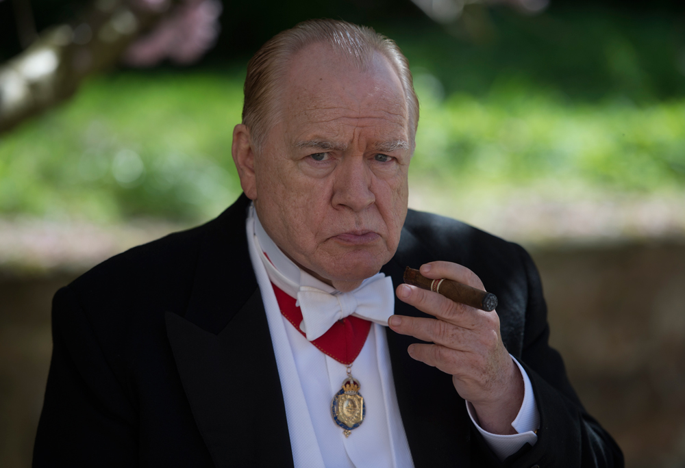 Watch the First Trailer for Churchill Biopic Starring Brian Cox