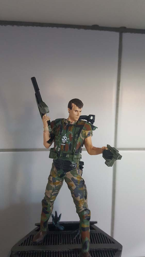 'Eaglemoss Alien and Predator Figurine Collection – Hudson' Review