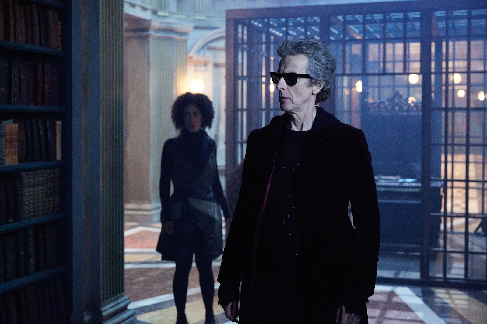 'Doctor Who 10×06 – Extremis' Review