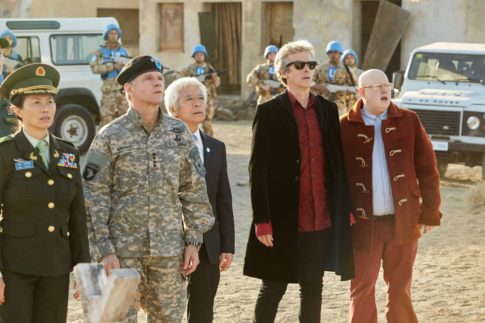 'Doctor Who 10×07 – The Pyramid at the End of the World' Review