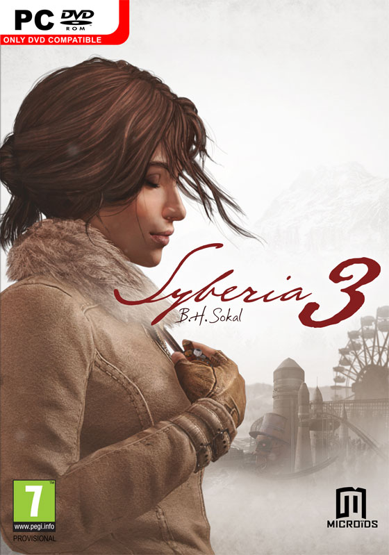 'Syberia 3′ Review (PC)