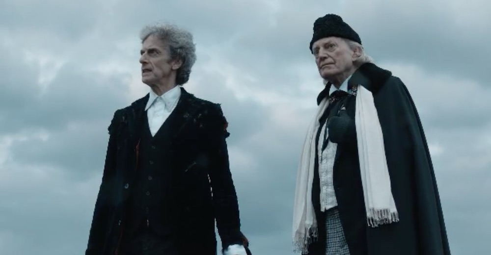 Doctor Who Twice Upon A Time Stream