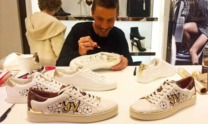 Custom Shoe Events VIP