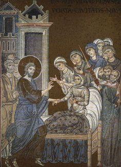 Resurrezione del figlio della vedova di Naim