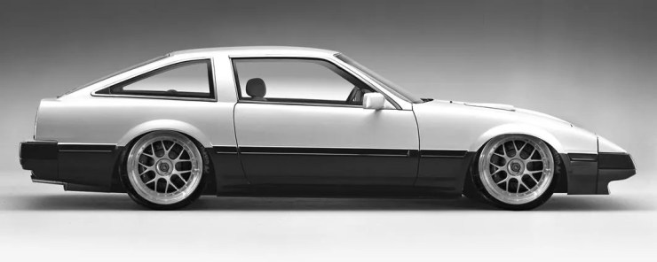 Reconsider the Nissan 280 or 300ZX