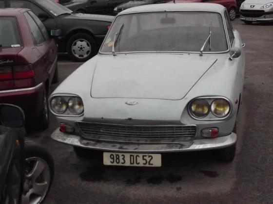 1964 Neckar 1500 TS Coupe