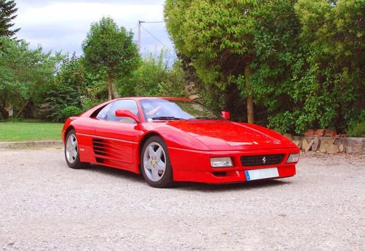 1993 Ferrari 348tb