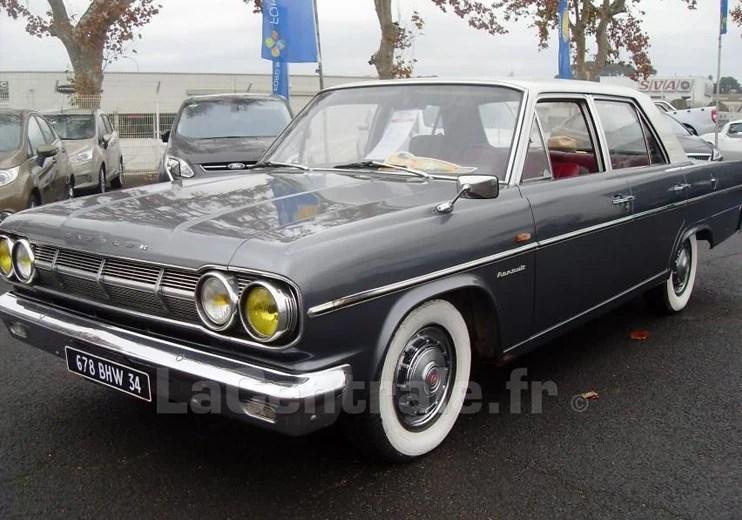 1965 Rambler Renault 660