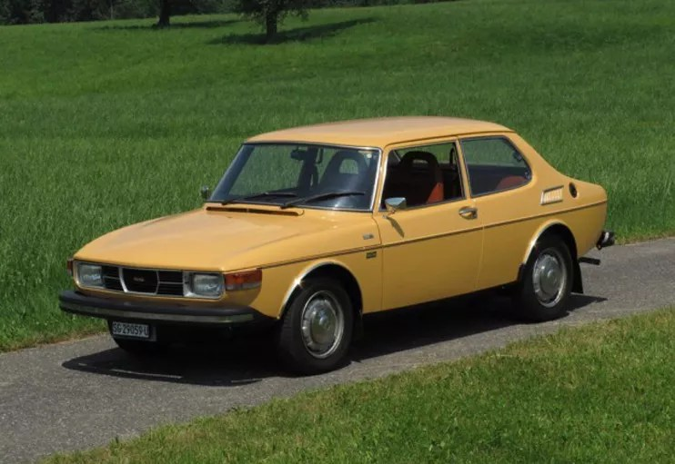 1977 Saab 99 GL Super