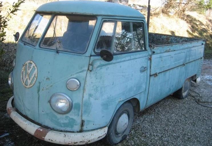 1964 Volkswagen T1 Pick-Up