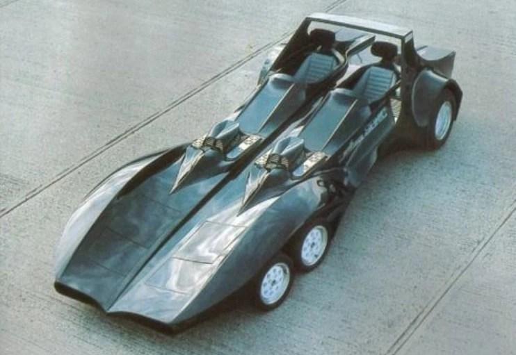 1981 Wolfrace Sonic
