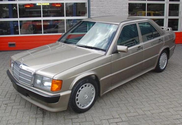 1989 Mercedes 190E 2.5 16