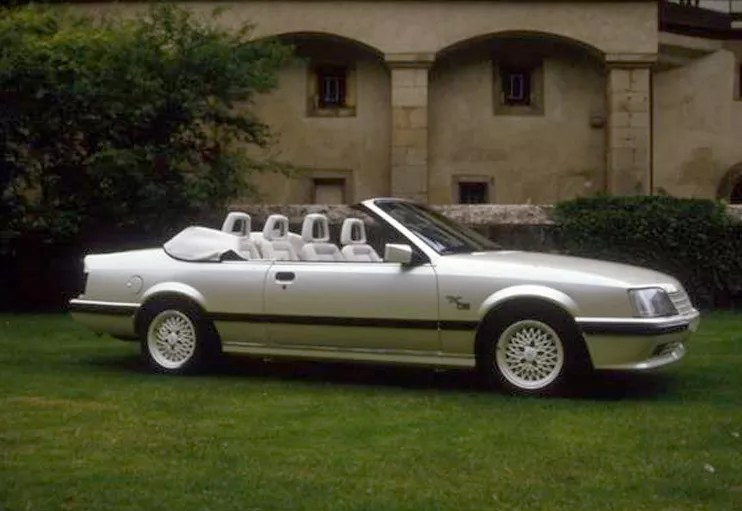 1985 Opel Monza GSE