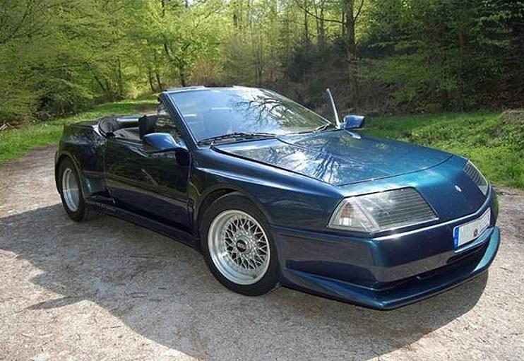 1988 Renault Alpine V6