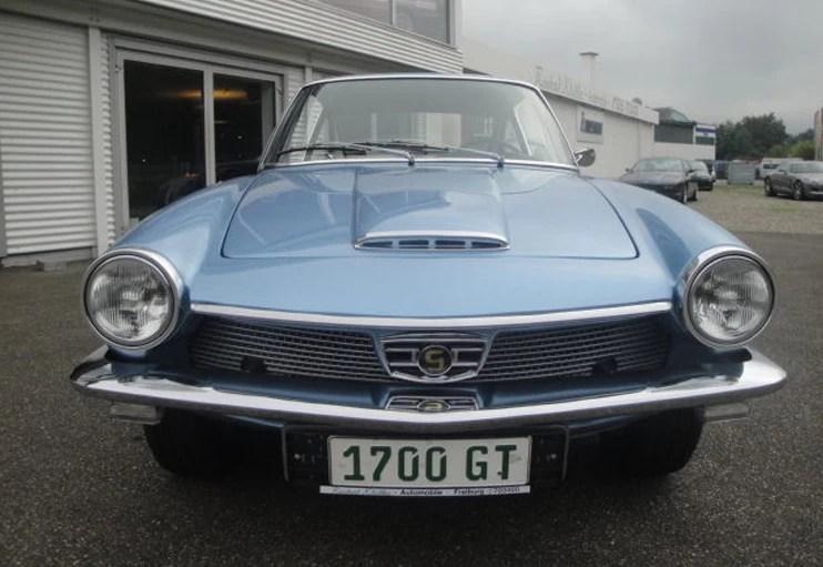1965 Glas 1700GT