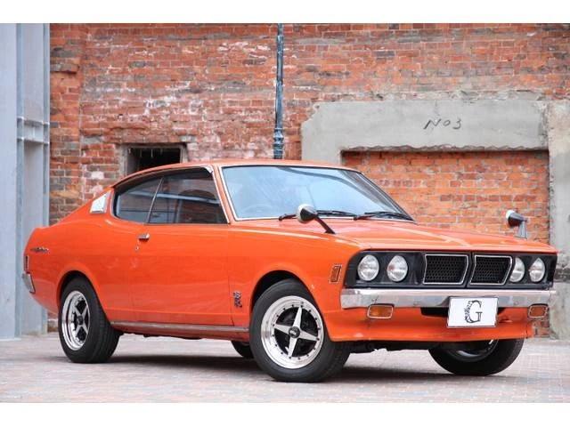 Mitsubishi Galant GTO GSR 5-speed 1975