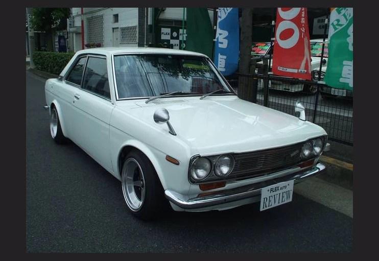 1971 Datsun Bluebird SSS
