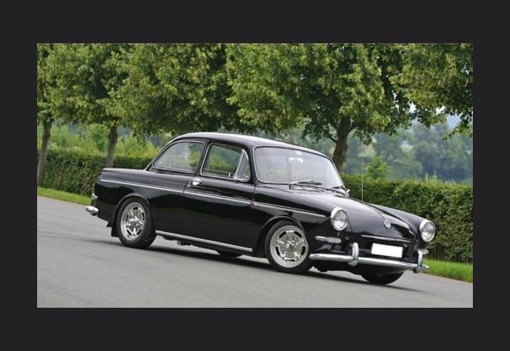 1964 VW 1600 Notchback