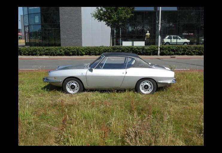 1970 Fiat 850 Berlinetta