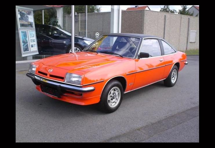 1977 Opel Manta