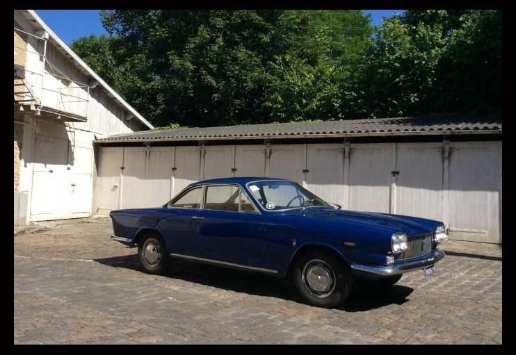 1962 Moretti 1300 Coupe