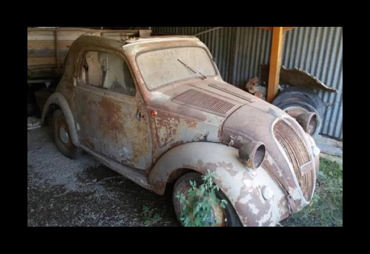 1945 Fiat 500 Topolino
