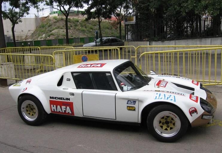 1974 Jide 1600S Gordini