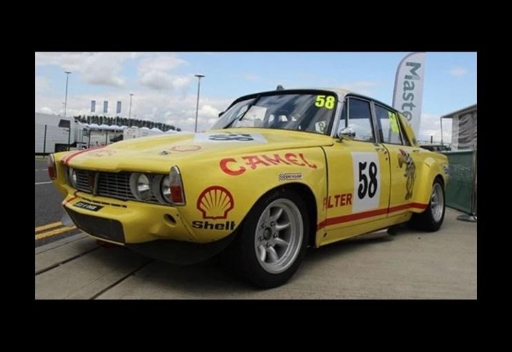 1970 Rover P6 Racer
