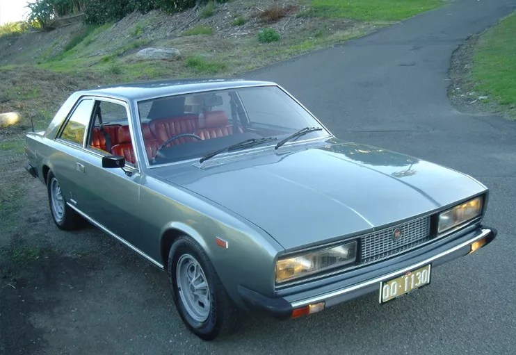 1974 Fiat 130 Coupe