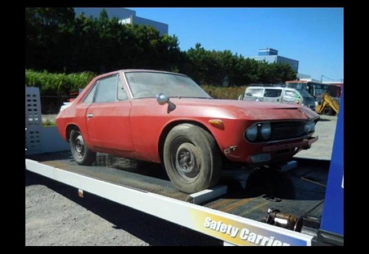 1965 Datsun Silvia CSP311