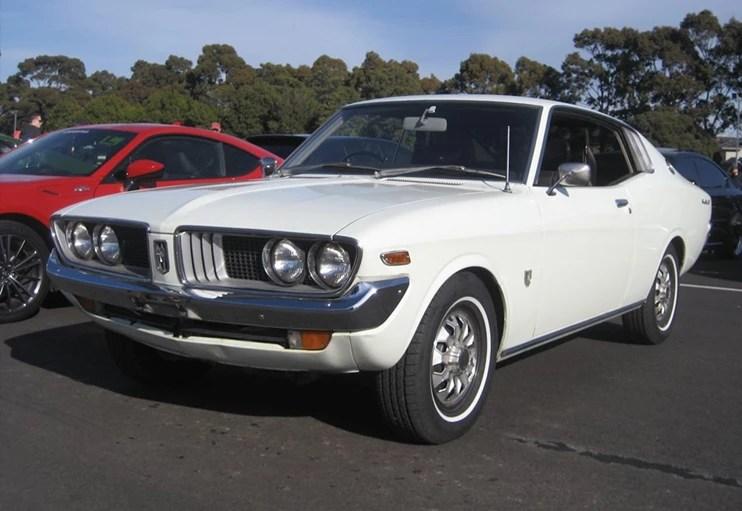 1972 Toyota Corona Coupe