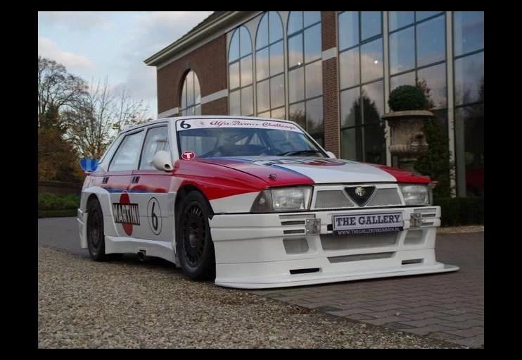 1987 Alfa Romeo 75 IMSA Turbo Evo