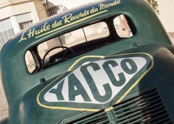1954 Citroen Traction Avant Yacco