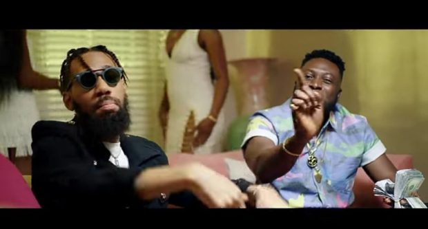 VIDEO: Slim Brown ft. Phyno - Itetago