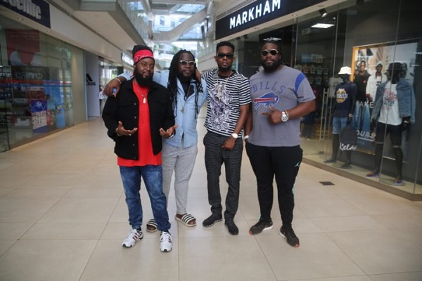 VIDEO: Morgan Heritage ft. Patoranking - Pay Attention