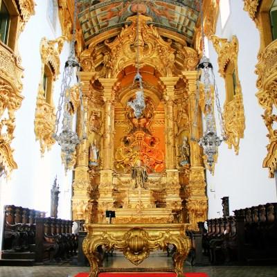 Altar de Ouro em Olinda (CC BY 2.0)