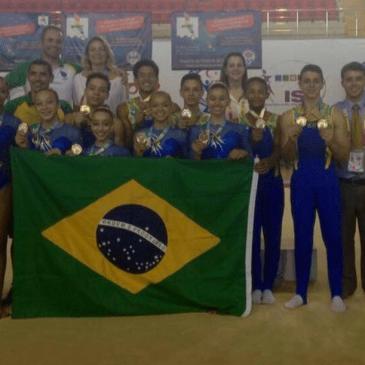 Mundial de jogos escolares 2016