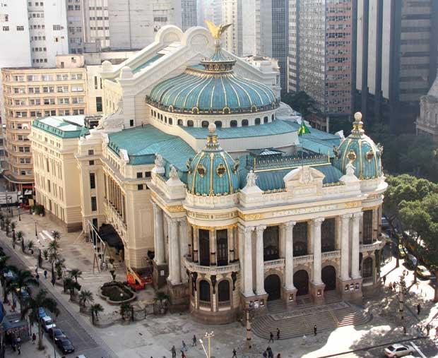 Teatro Municipal, Rio de Janeiro