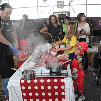 Pitafesta : taller de cocina