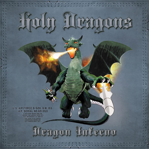 Holy Dragons cover