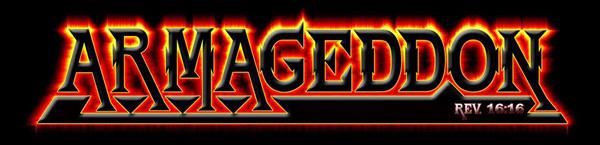 Armageddon Rev.16:16 Logo