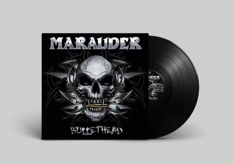 Marauder - Bullethead Vinyl edition